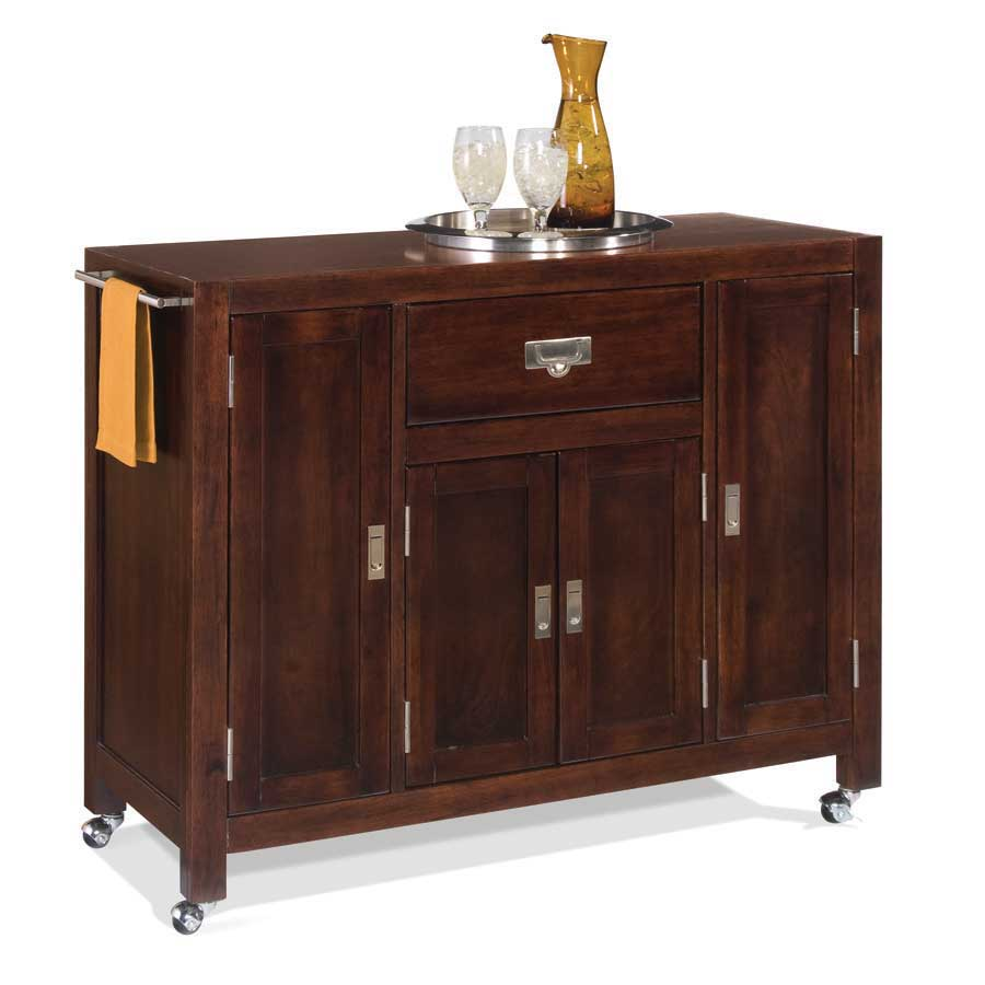City Chic Large Kitchen Cart - Home Styles