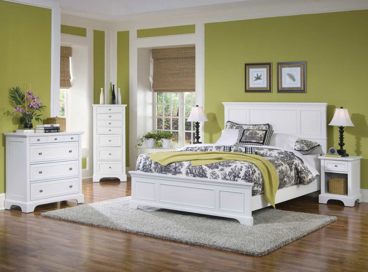 Home Styles Naples Bedroom Collection 88-B5530-SET