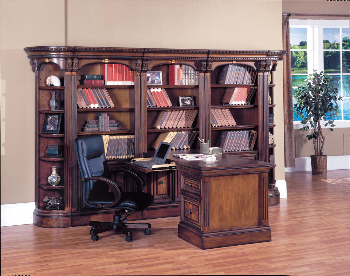 Parker House Huntington 7 pc Home Office