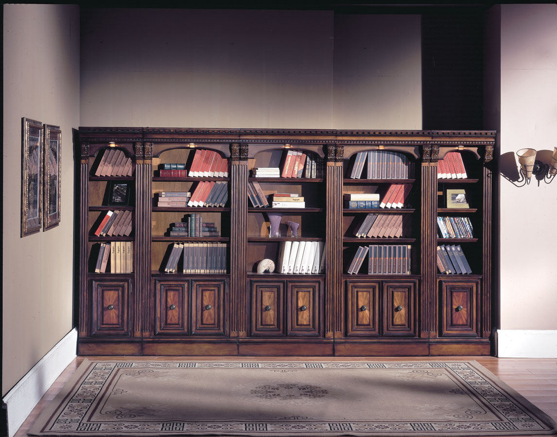 Parker House Huntington Library Bookcases