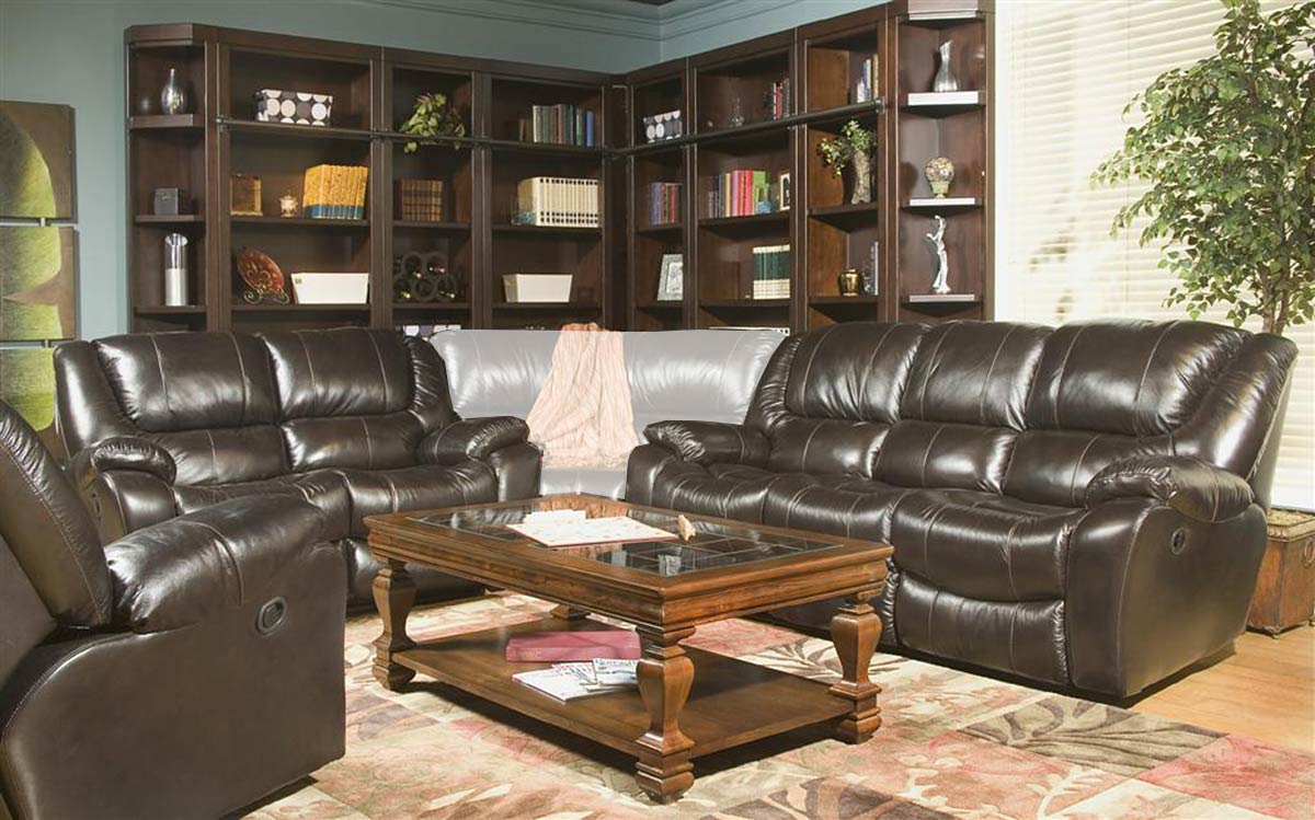 Parker House Hercules Sofa Set - Blackberry - Parker Living