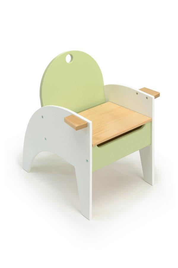 Cheap offi Hide-n-Sit Armchair – Green