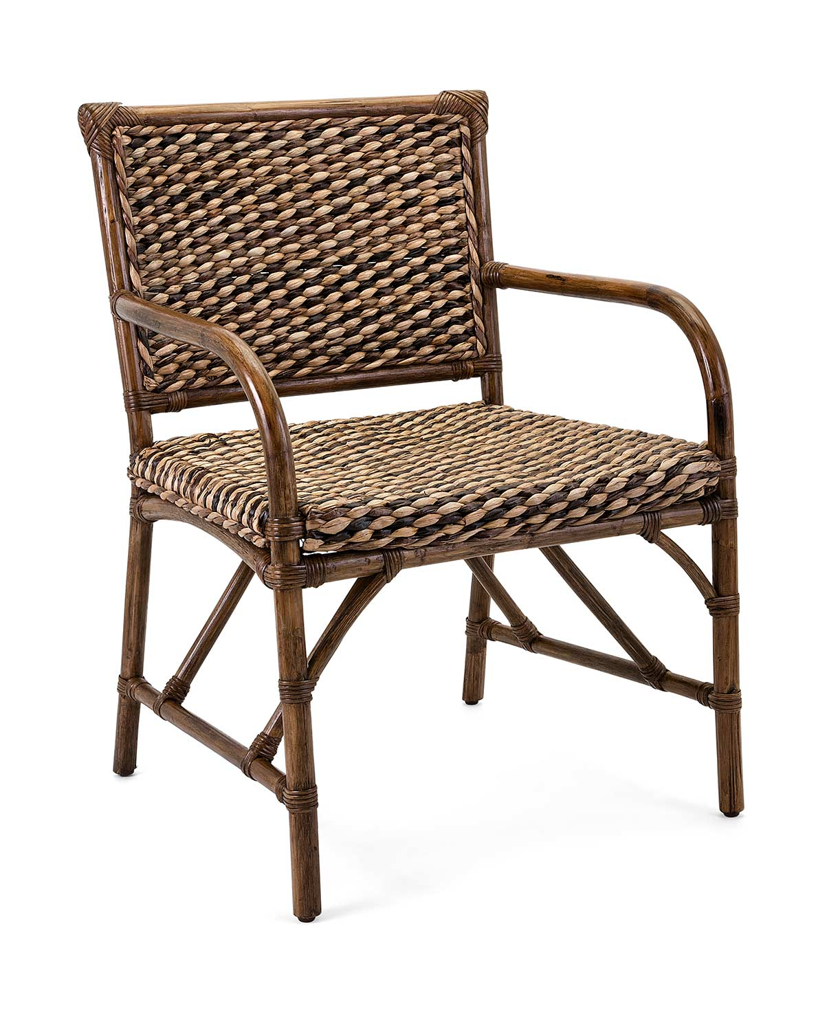 IMAX Boracay Rattan Arm Chair