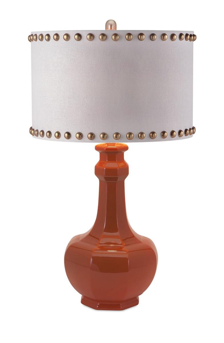 IMAX Essentials Energetic Ceramic Table Lamp