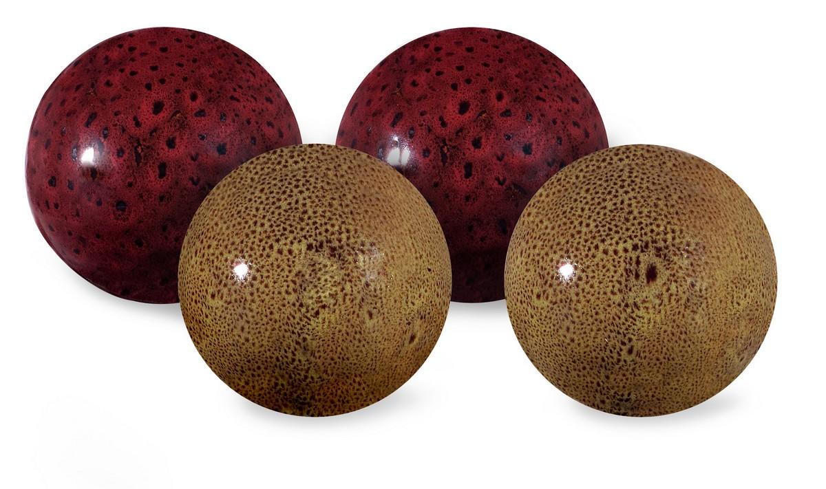 IMAX Decorative Balls - Set of 4 3470-4