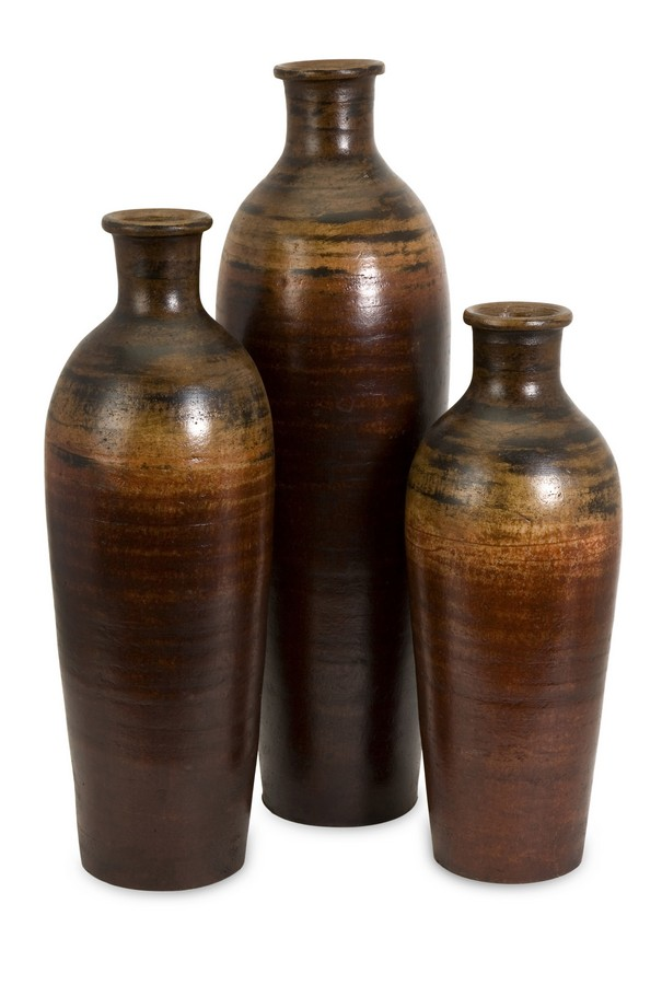 Benito Vases - Set of 3 - IMAX