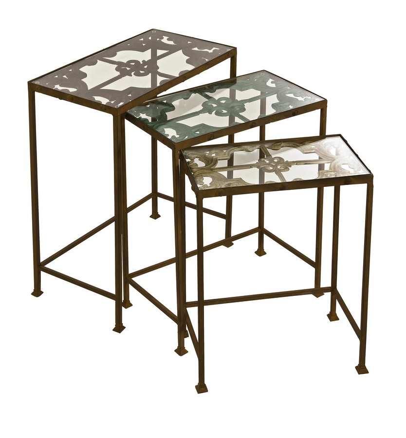 IMAX Torry Nested Tables - Set of 3