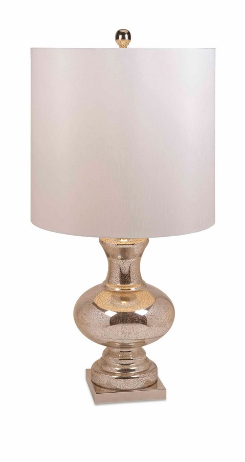 IMAX Marsielle Mercury Glass Table Lamp