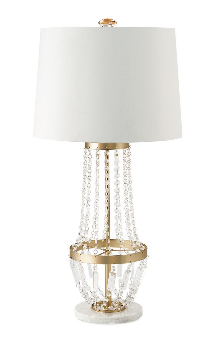 IMAX Nikki Chu Corinthia Crystal Table Lamp
