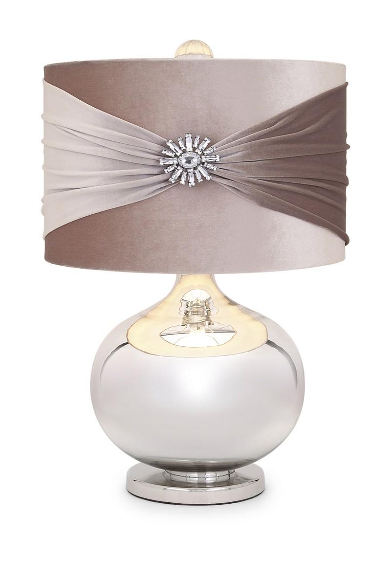IMAX Montclair Glass Table Lamp