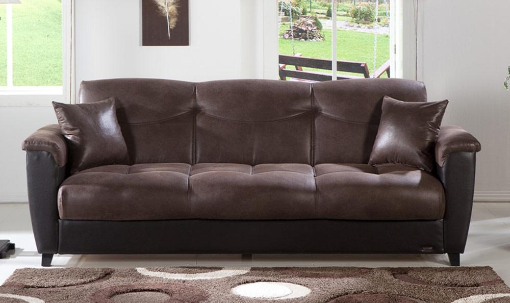 Istikbal Aspen Living Room Set Chocolate Aspen Set N0176