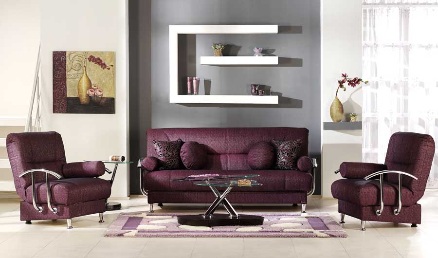 istikbal best sofa collection cole lila brown. Black Bedroom Furniture Sets. Home Design Ideas