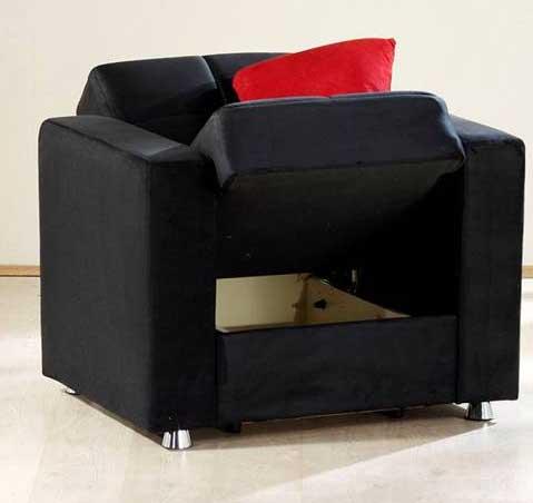 Istikbal Elegant Chair - Rainbow Black