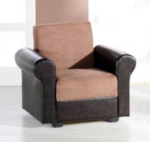 Istikbal Enea Chair - Rainbow Truffle