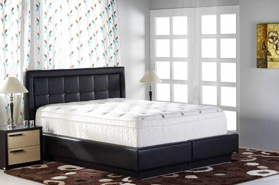 Istikbal Estetica Platform Bed   Pegasus Brown