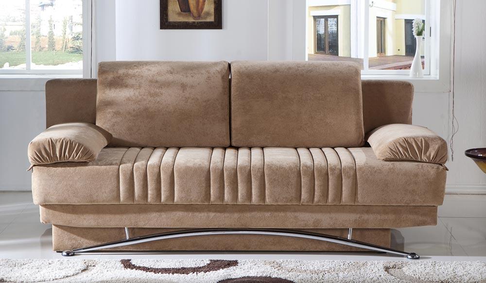 Istikbal Fantasy Sleeper Sofa Soft Brown Fantasy S A0217