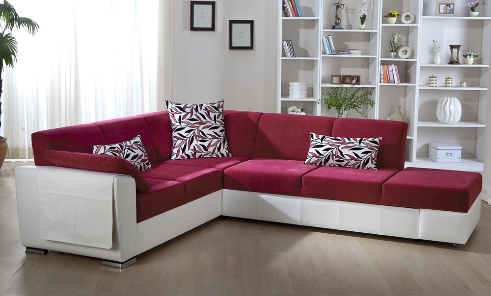 Istikbal Ideal Sectional - Phaselis Pink Ideal-Sec-M0207