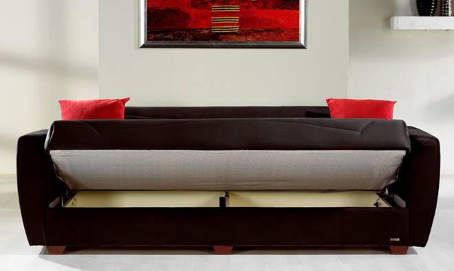 Istikbal Miami Sofa - Rainbow Black