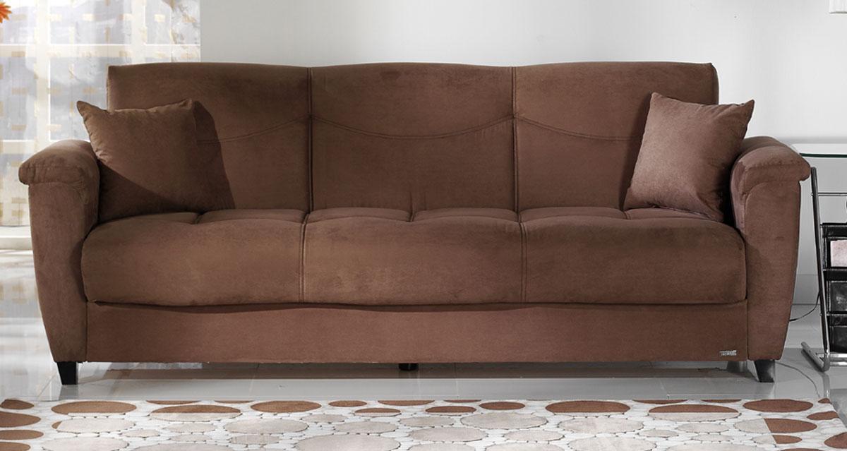 Istikbal Aspen Sofa   Rainbow Truffle