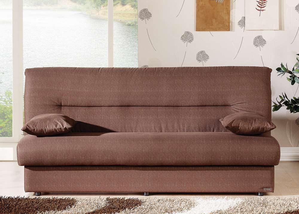 Istikbal Regata Sleeper Sofa   Naturale Brown
