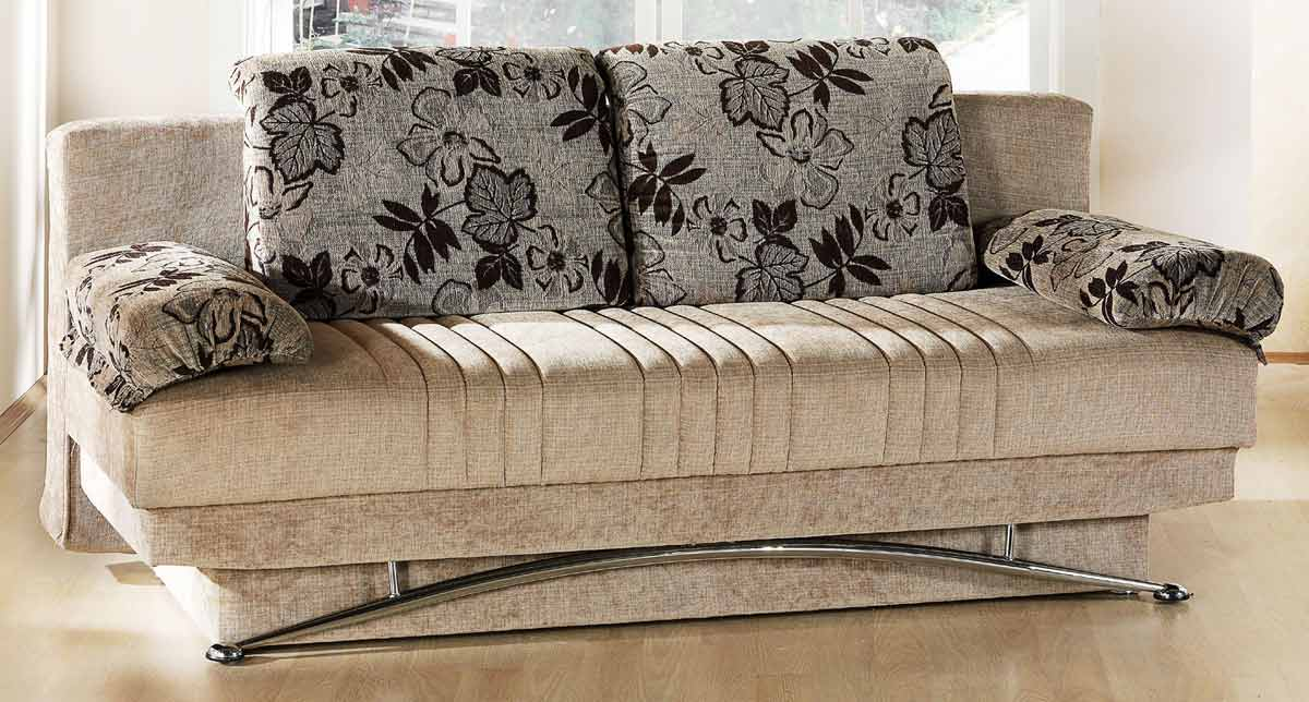 Istikbal Fantasy Sofa Benja Light Brown S0162 S Fant