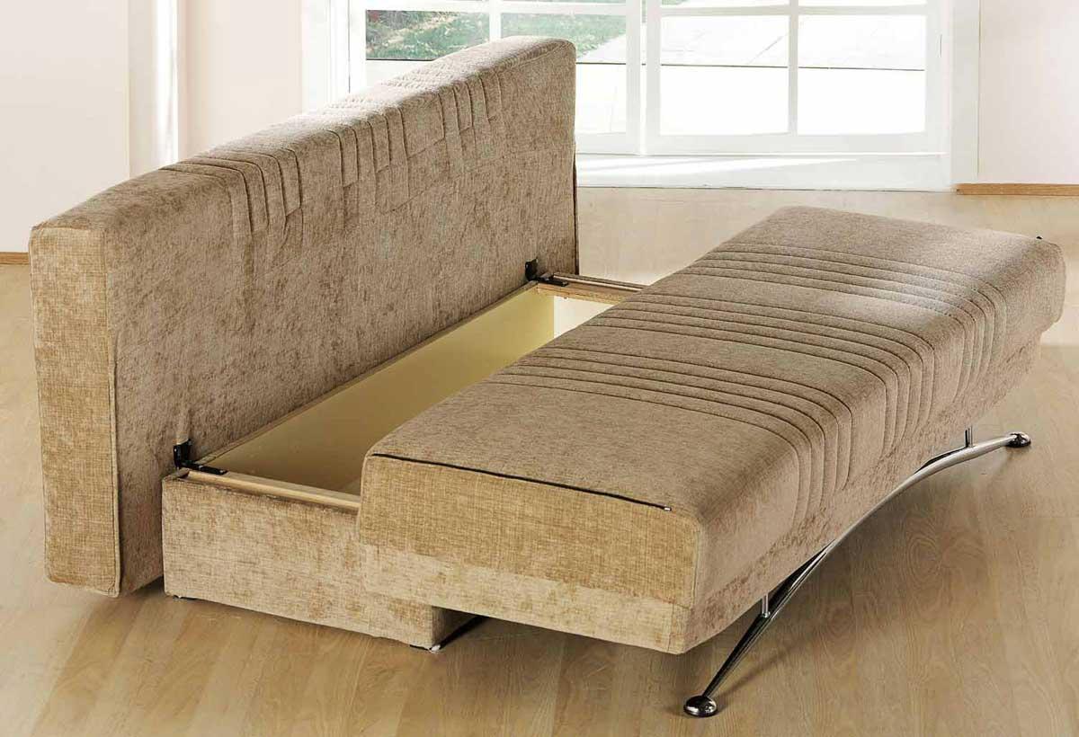 Gentil Istikbal Fantasy Sofa   Benja Light Brown