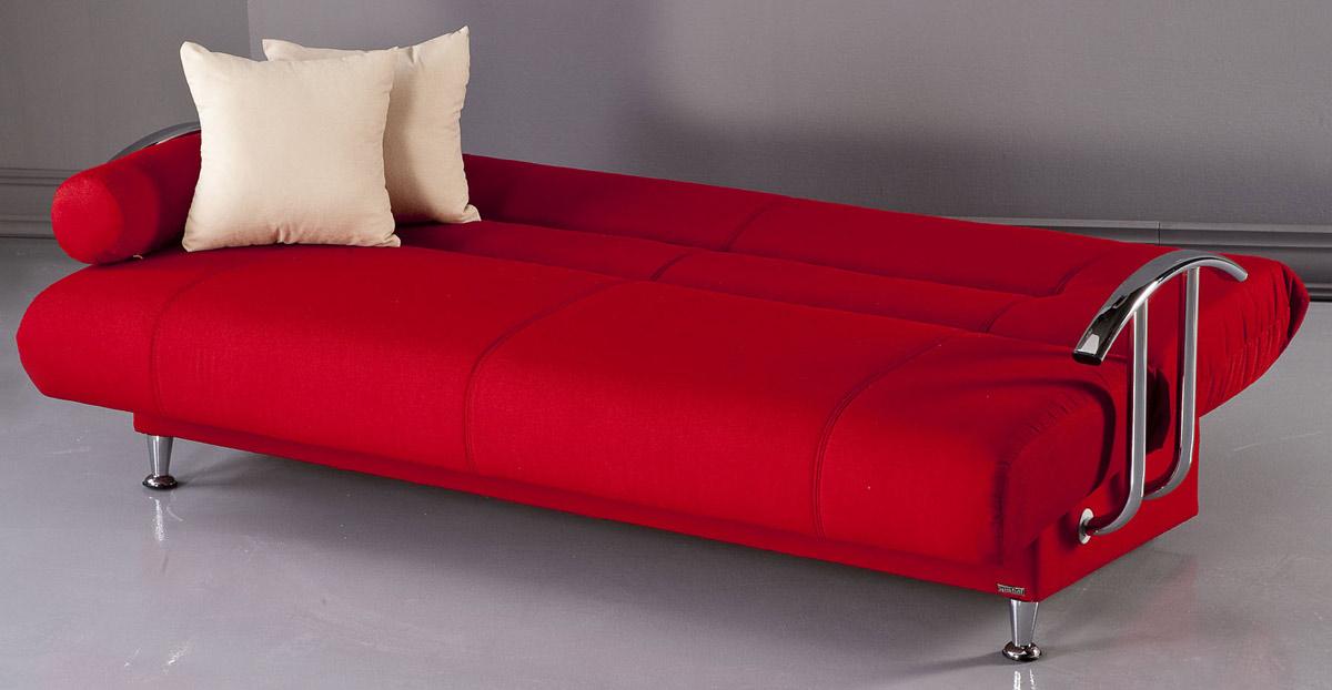Istikbal Best Sofa Tetris Red