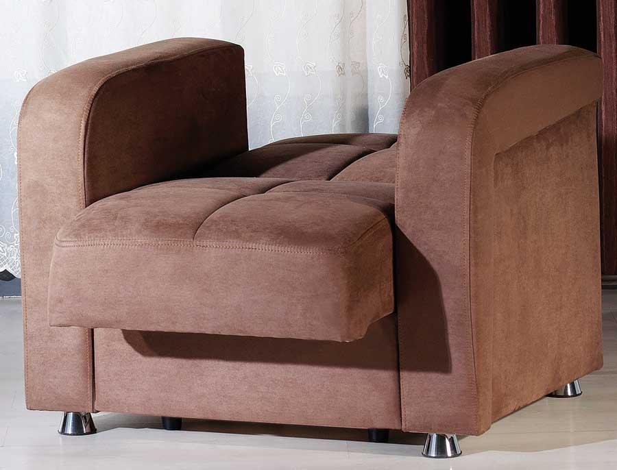 Istikbal Vision Chair - Rainbow Truffle