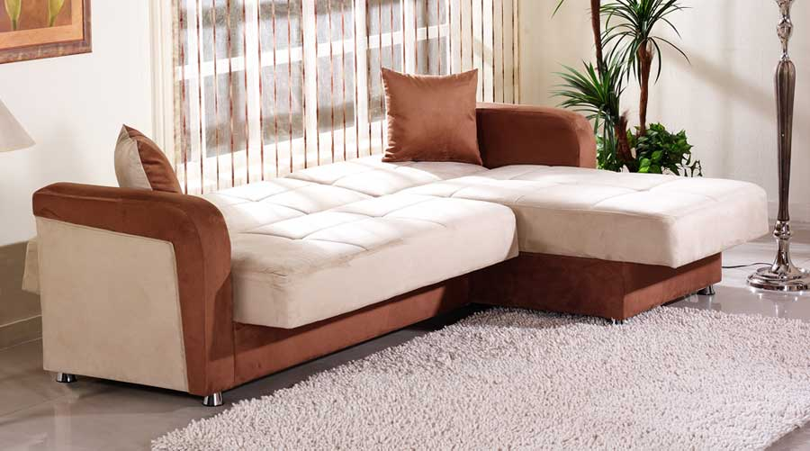 Istikbal Vision Sectional - Rainbow Beige