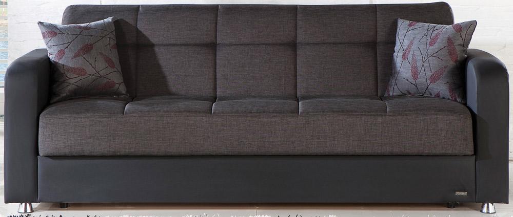 Istikbal Vision Sleeper Sofa Ast Fume