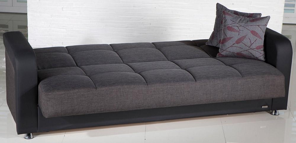 Istikbal Vision Sleeper Sofa   Astoral Fume