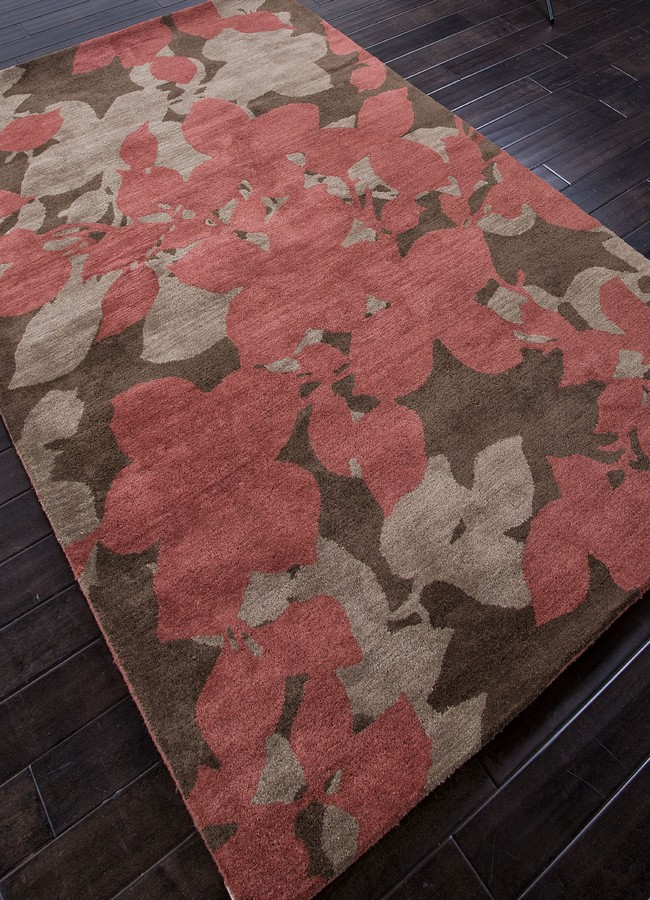 Jaipur Blue Orchid BL02 Cocoa Brown Area Rug
