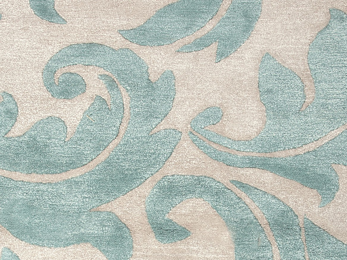 Jaipur Blue Aloha BL82 Antique White Area Rug