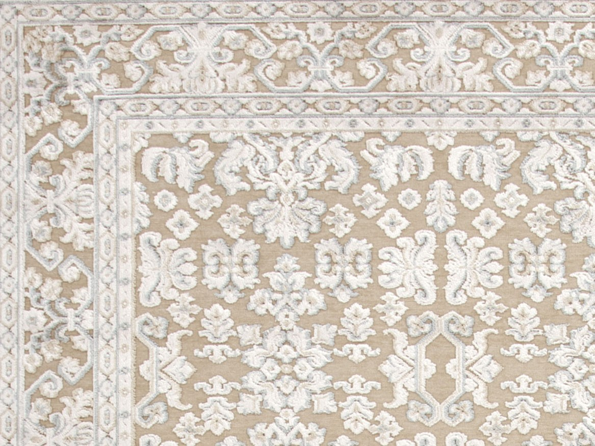 Jaipur Fables Regal FB07 Cream Area Rug