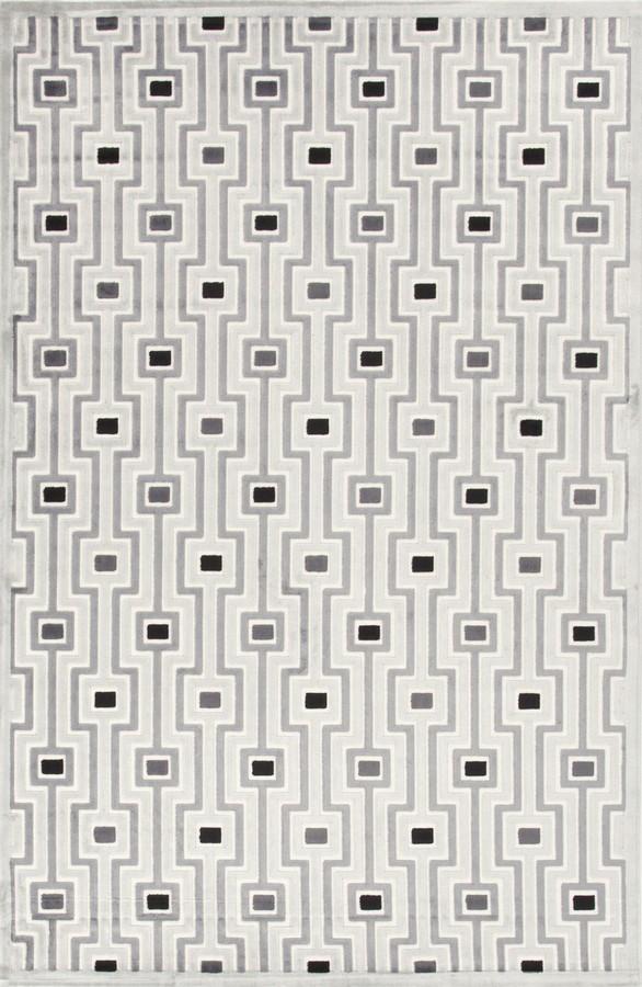 Jaipur Fables Valiant FB14 White Area Rug