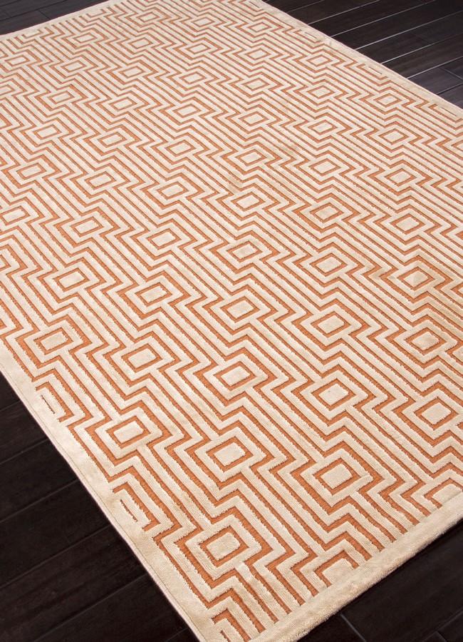 Jaipur Fables Valiant FB16 Orange Area Rug