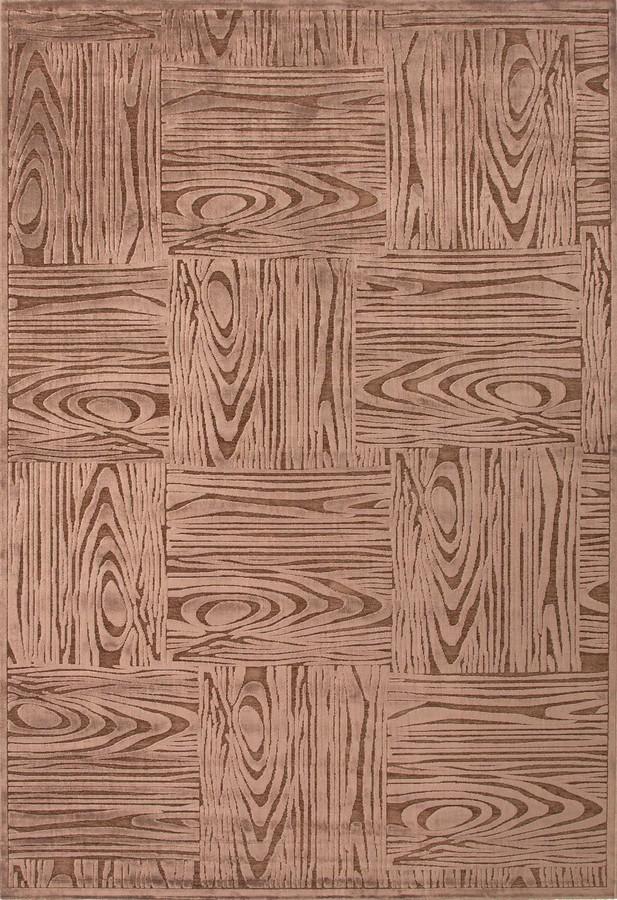 Jaipur Fables Engrain FB41 Light Brown Area Rug
