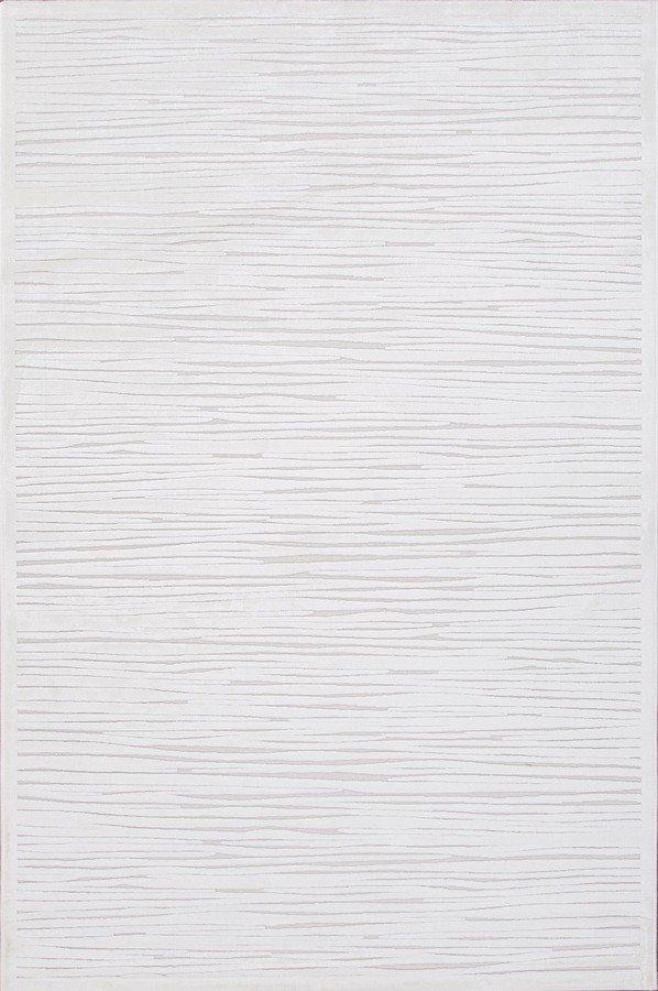 Jaipur Fables Linea FB53 White Area Rug