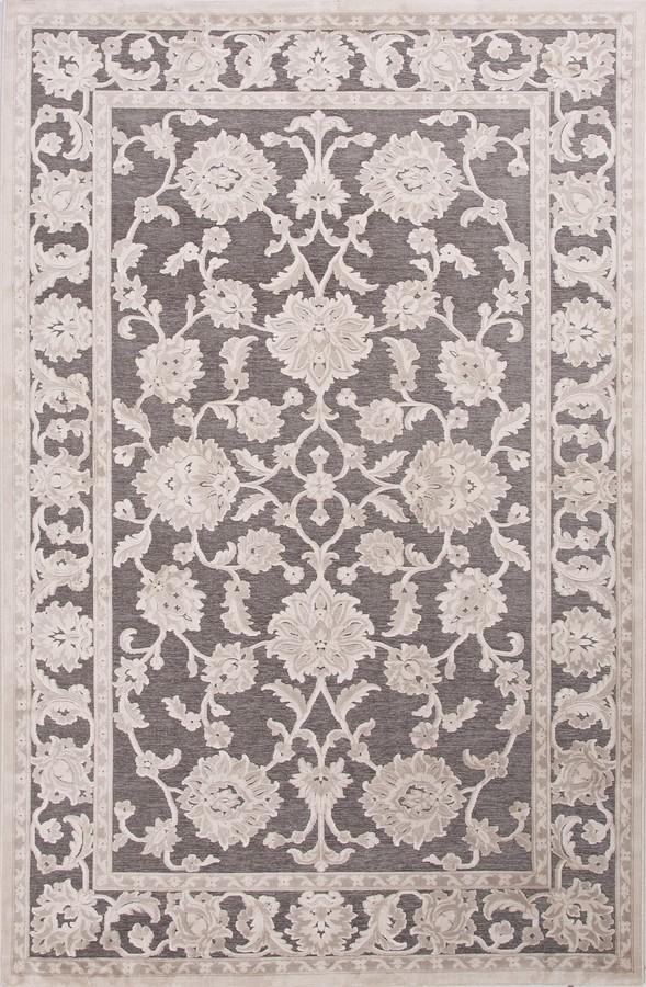 Jaipur Fables Kotty FB64 Gray Area Rug