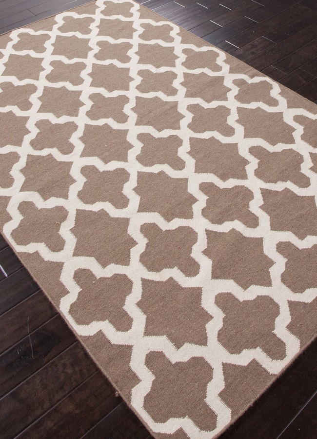 Jaipur Maroc Aster MR46 Gray Brown Area Rug