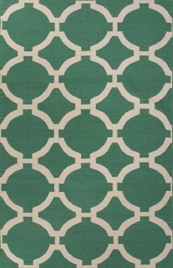 Jaipur Maroc Rafi MR80 Emerald Green Area Rug