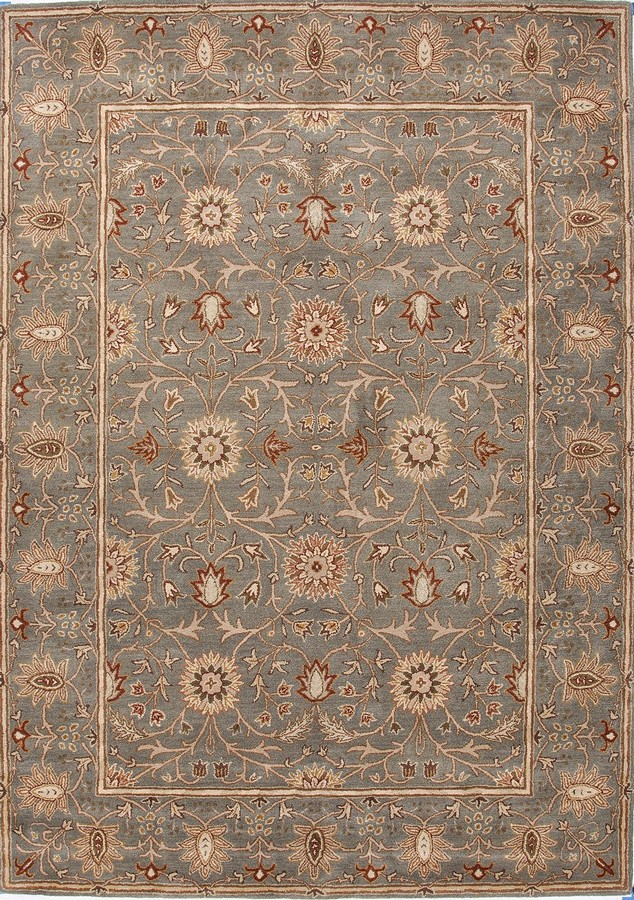 Jaipur Poeme Rennes PM05 Sea Green Area Rug