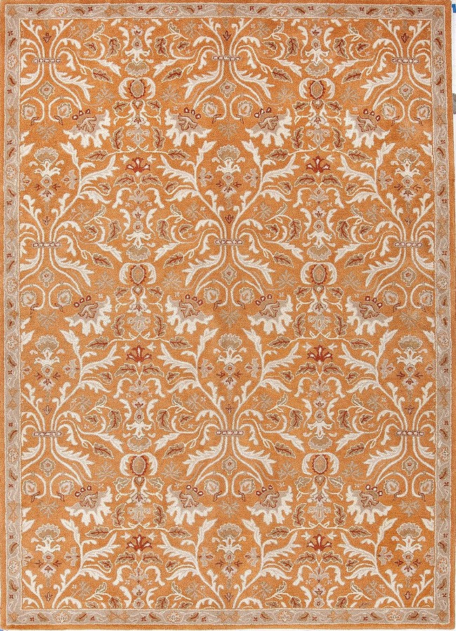 Jaipur Poeme Corsica PM33 Amber Glow Area Rug