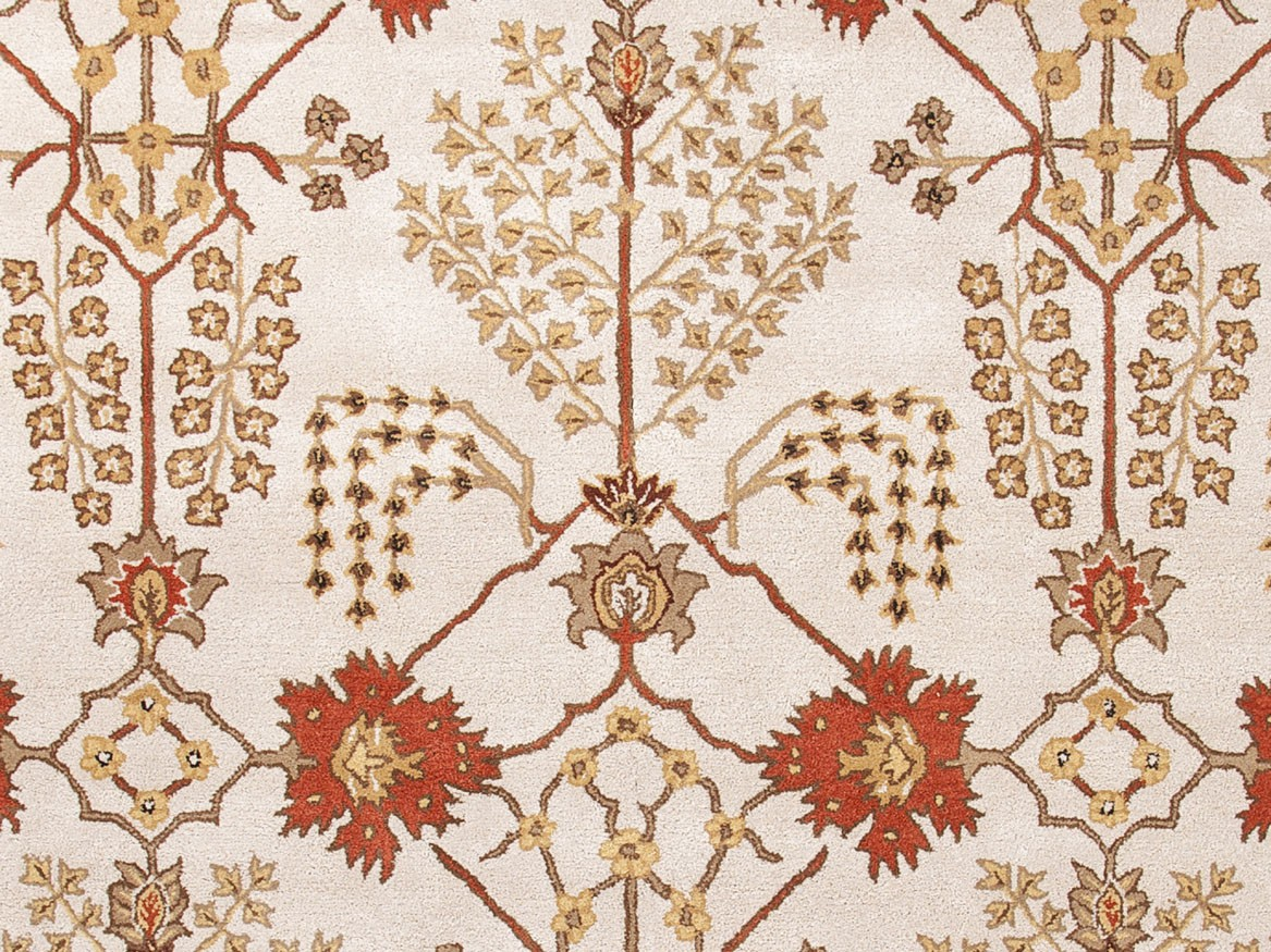 Jaipur Poeme Chambery PM72 Antique White Area Rug