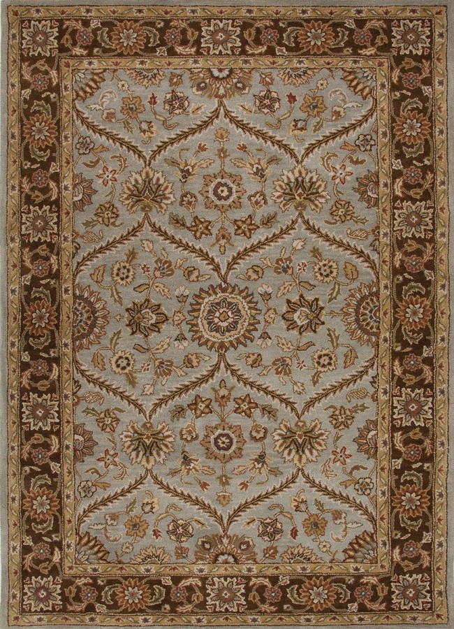 Jaipur Poeme Anjou PM93 Ice blue Area Rug