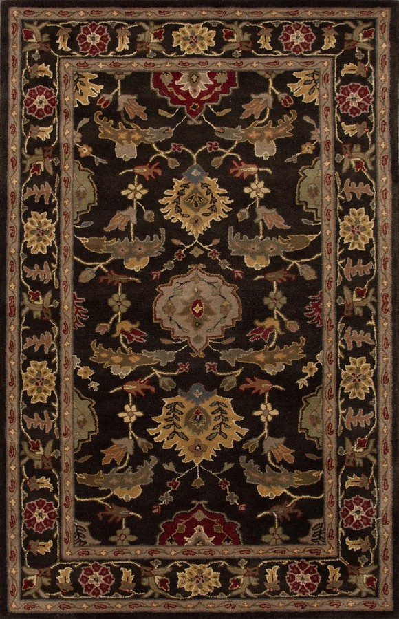 Jaipur Poeme Summit PM98 Deep Charcoal Area Rug