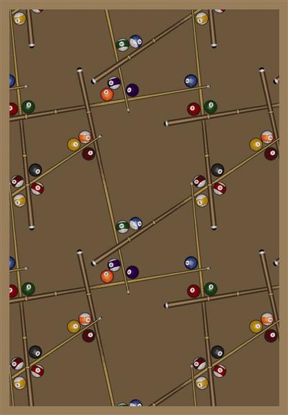 Joy Carpet Snookered - Dark Dust