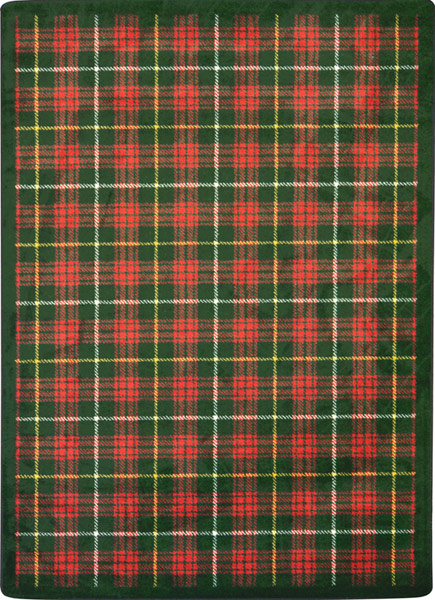 Joy Carpet Bit O Scotch - Tartan Green 1511-6