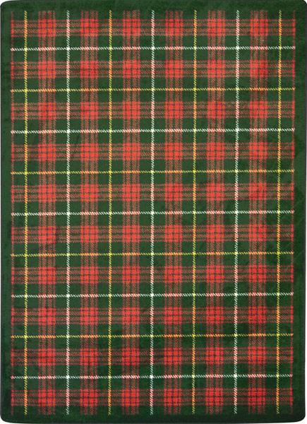 Joy Carpet Bit O Scotch - Tartan Green
