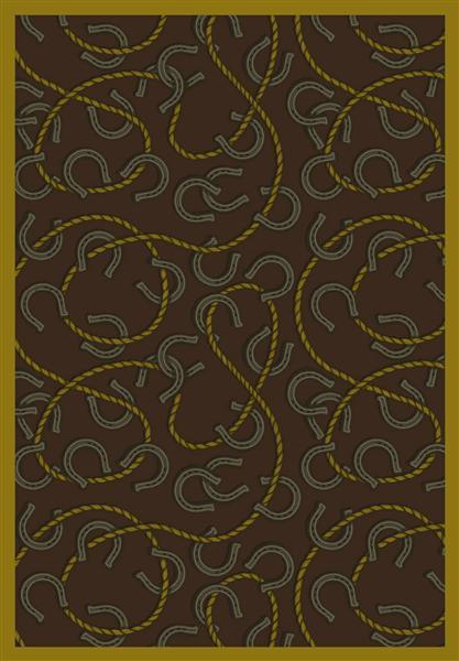 Joy Carpet Rodeo - Chocolate